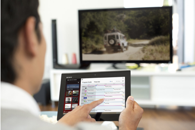 Control TV with your smartphone or tablet