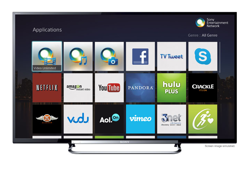 Go beyond cable with Internet TV.