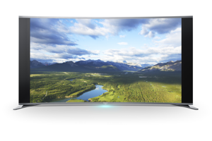 Sony<sup>®</sup> S990 Curved LED HDTV