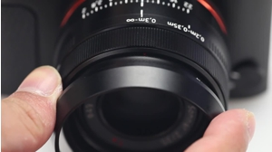 Lens Hood for Cyber-shot RX1