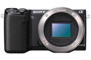 Alpha NEX-5R Camera Body