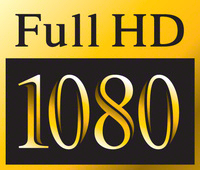 Full HD Movies<sup>1</sup> at 60p/60i/24p