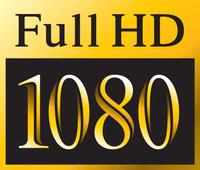 Full HD Movies<sup>1</sup> at 60p/60i/24p