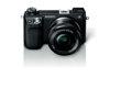 Alpha NEX-6 Camera with 16-50mm Lens