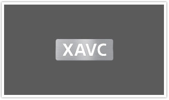 XAVC HD support for PMW-F5 and PMW-F55 Camcorders