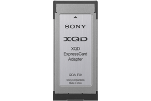 XQD Card Adapter