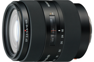 DT 16-105mm F3.5-5.6 Wide-Range Zoom Lens