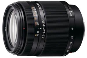 DT 18-250mm F3.5-6.3 Zoom Lens