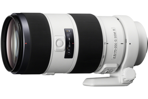70-200mm F2.8 G SSM II Telephoto Zoom Lens