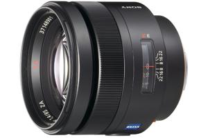 Planar T* 85mm F1.4 ZA Telephoto Prime Lens