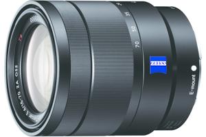 Vario-Tessar T* E 16-70mm F4 ZA OSS Lens