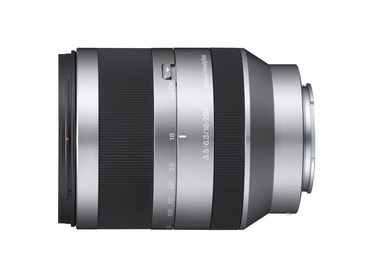 Lens 200mm Lens · e 18-200mm F3.5-6.3