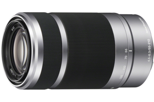 E 55-210mm F4.5-6.3 OSS E-mount Zoom Lens