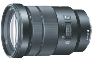 E PZ 18-105mm F4 G OSS Power Zoom Lens
