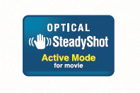 Optical image stabilization with Active Mode