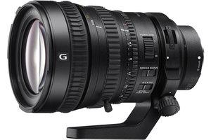 FE PZ 28-135mm F4 G OSS E-mount Power Zoom Lens