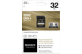 32GB SDHC UHS-1 Memory Card