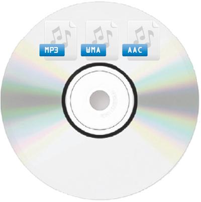 Enjoy convenient CD playback<sup>1</sup>