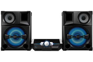 2400 Watt Audio system w/Bluetooth & NFC