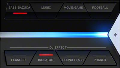 EQ & DJ effects