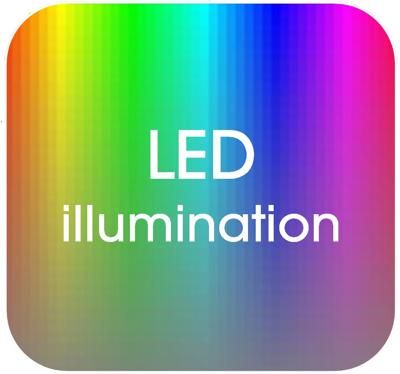 Create the mood with lighting