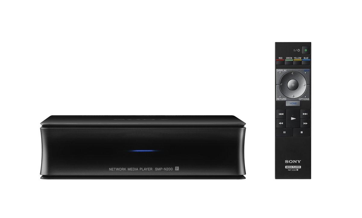 sony smpn200 network media player 1080p stream content 3d rh tigerdirect com Sony TV Repair Manual Sony User Manuals