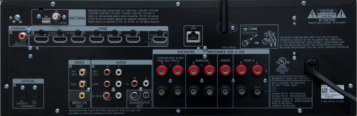 Good Stereo Channel Receiver? (150Watt Per Chnl) - Hydrogenaudio