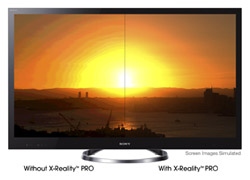 X-Reality<sup>™</sup> PRO Picture Engine