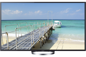 "Sony<sup>®</sup> 65"" class (64.5"" diag) 4K Ultra HD TV"