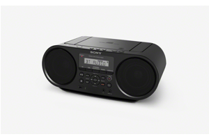 CD Boombox with Bluetooth<sup>®</sup> and NFC