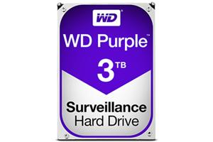 WD Purple Disco duro para videovigilancia