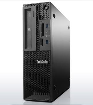 Lenovo ThinkStation E32 Small Form Factor Workstation: WORKSTATION PERFORMANCE—DESKTOP PRICING.
