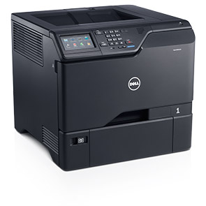 Dell Color Smart Printer S5840cdn: Reliable, efficient printing your business depends on.