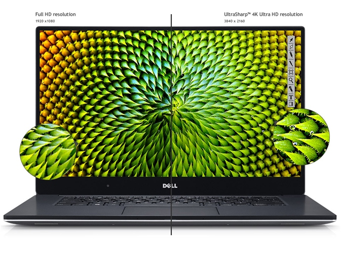 Dell XPS 15 (9550): Pushing innovation to the edge.
