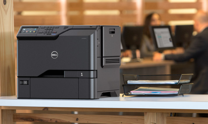 Dell S5840cdn Laser Printer Color 1200 X 1200 Dpi Print