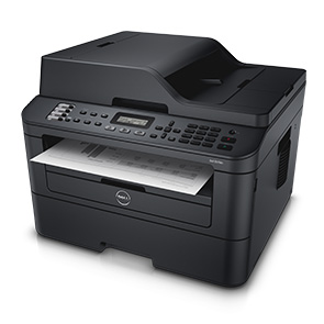 Dell Multifunction Printer – E515dn: Versatility meets value for easy office efficiency.