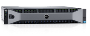 Dell Storage SC4020 All-In-One Array: More performance, less investment.