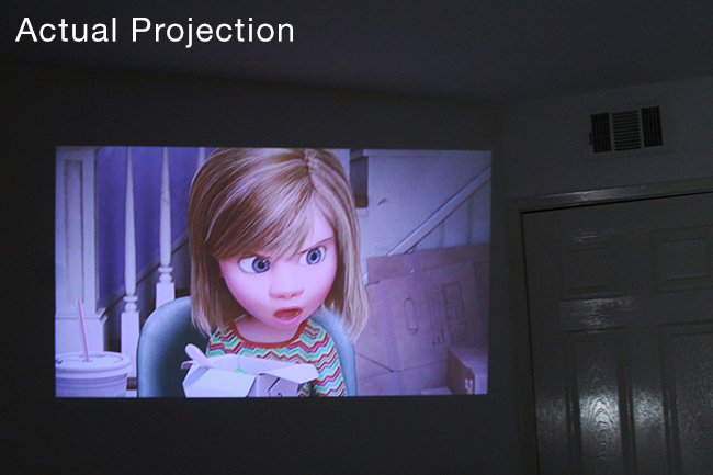 slide 6 of 7,show larger image, aaxa hd pico led projector - the world's smallest 720p led projector