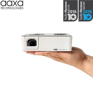 AAXA M5 HD LED Mini Projector