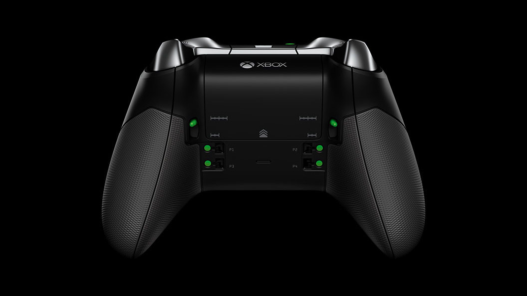 slide 3 of 11,show larger image, xbox elite wireless controller