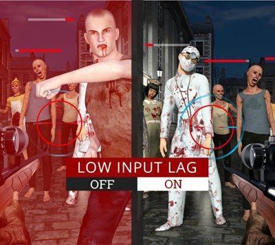 Low Input Lag