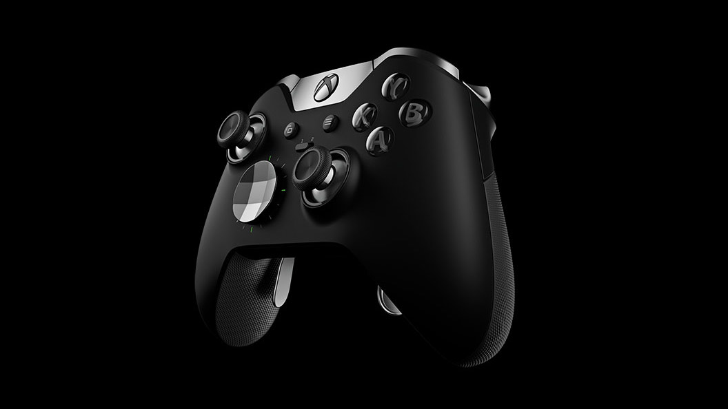 slide 2 of 11,show larger image, xbox elite wireless controller