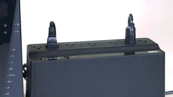 APC Back-UPS BE600M1 - UPS - 330 Watt - 600 VA