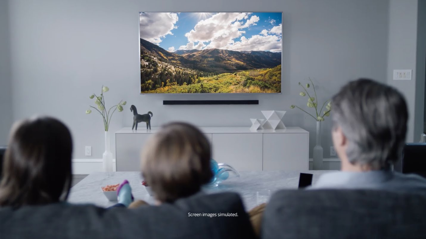 slide 1 of 10,show larger image, 2016 vizio smartcast™ p-series home theater display