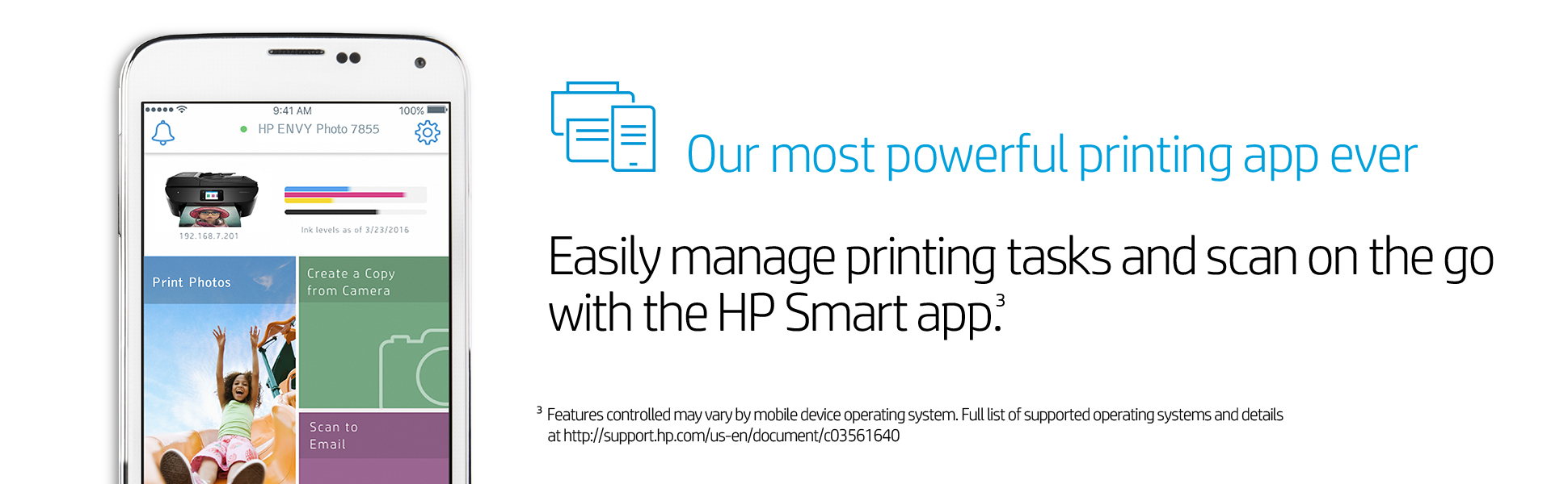Hp Envy Photo 7855 All In One Photo Printer With Wireless And Mobile