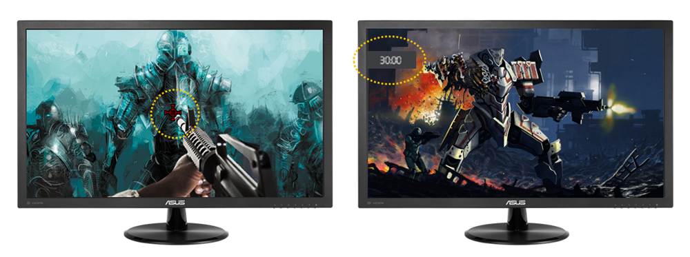 ASUS VP228HE Gaming Monitor