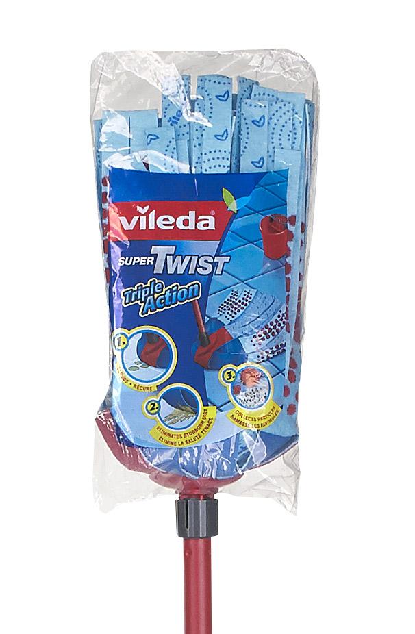 Vileda Microfibre Super Twist Mop