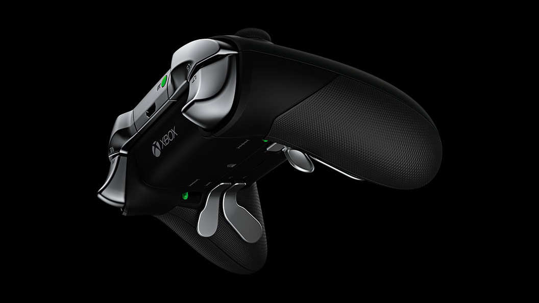 slide 7 of 11,show larger image, xbox elite wireless controller