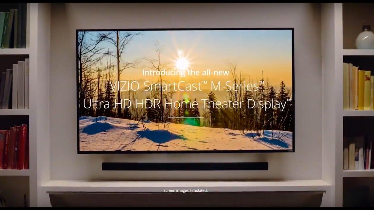 vizio tv walmart. slide 1 of 11,show larger image, 2016 vizio smartcast™ m-series tv walmart
