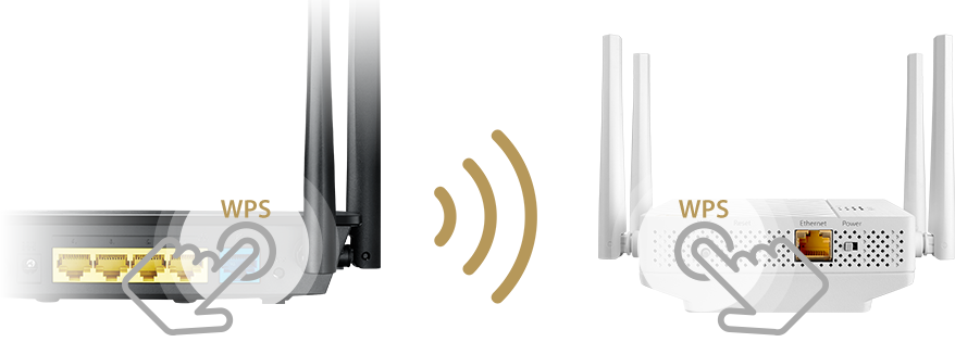 ASUS RP-AC87 Dual-Band-Repeater